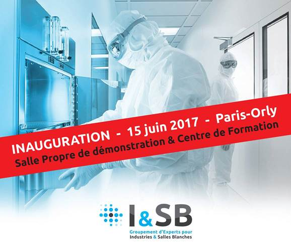 inauguration ISB Paris