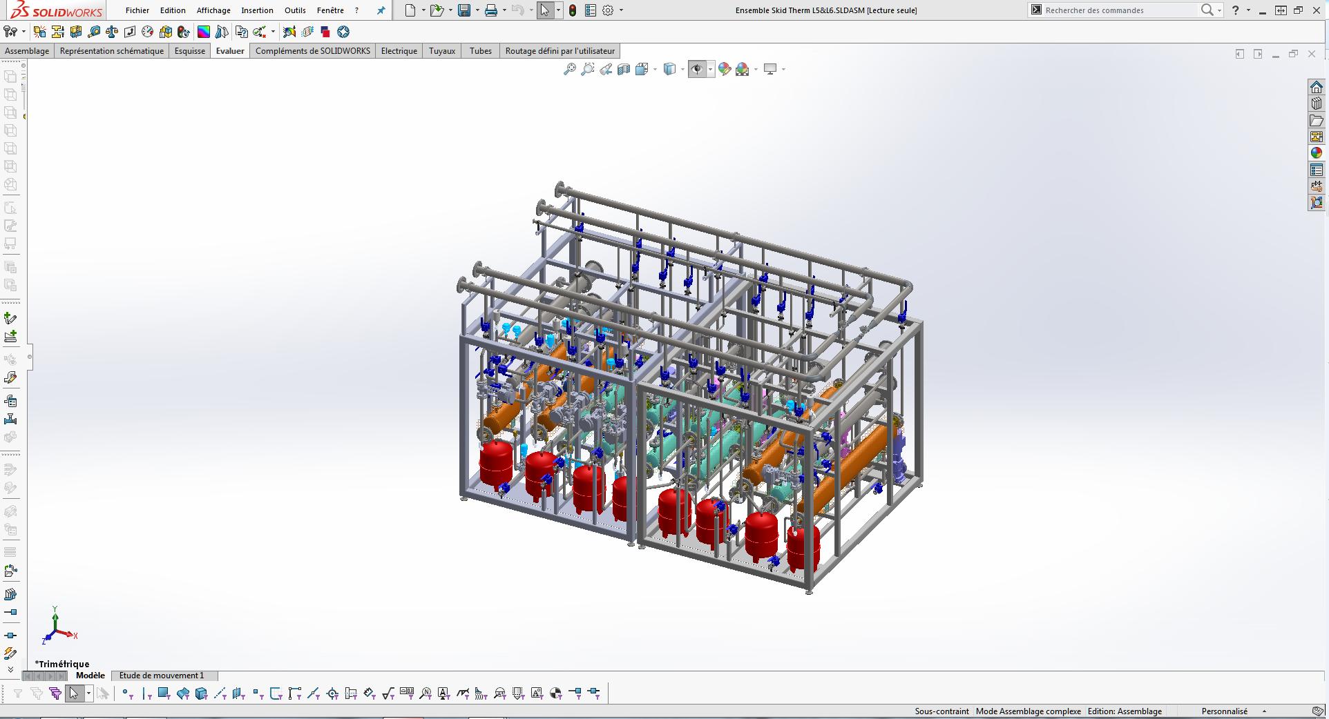 Conception de vos plans sous logiciel 3d for Logiciel conception plan 3d